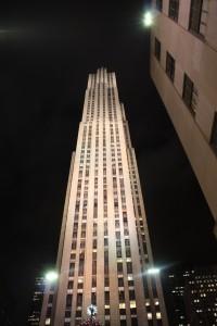 260m hoch: Der Rockefeller Center