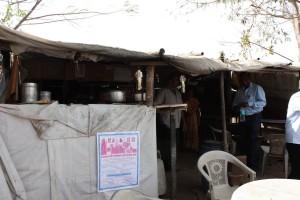 Gehobene Ausstattung im Sternerestaurant Pune