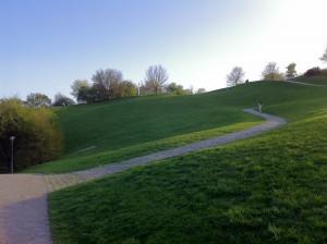 Olympiapark München, Olympiaberg