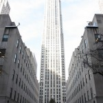 Rockefeller Center tagsüber